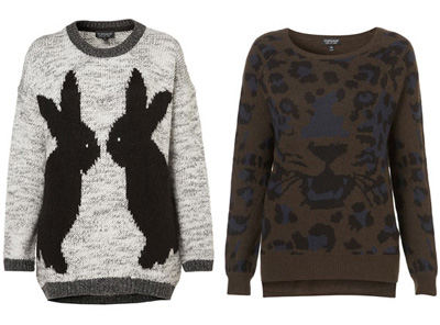 aw12-animal-sweater-topshop