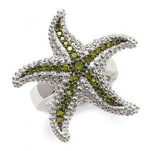 Thomas Sabo Star Fish Ring TR1850-051-6