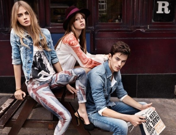 campana-pv-2013-pepe-jeans-cara-delevingne-mia-goth-y-jeremy-young-looks-informales