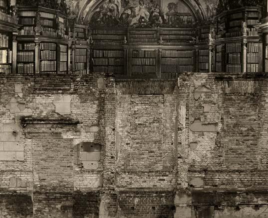 Pablo_Genoves,_El_muro_y_la_biblioteca,_2011