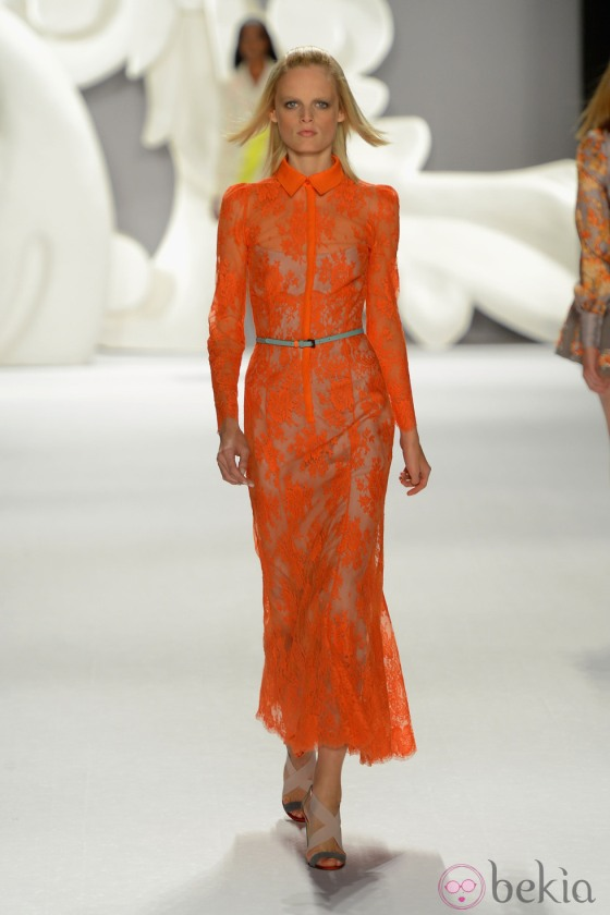 MBFW Spring 2013 - Official Coverage - Best Of Runway Day 5