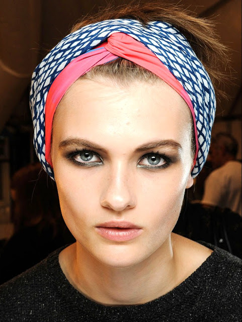Hairstyles Spring 2013- The Color and Shape 6