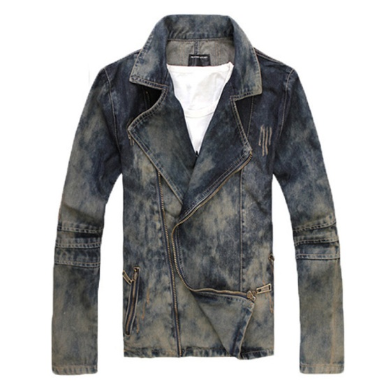 Fashion-2013-men-s-clothing-denim-outerwear-vintage-denim-jacket-male-denim-coat