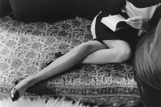 Martine's legs 1967 Cartier-Bresson