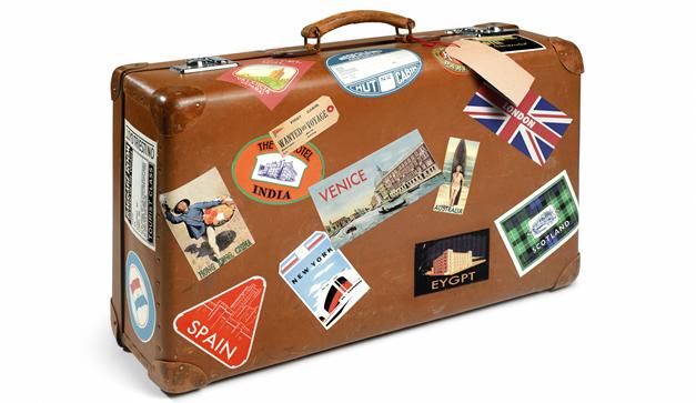 Maletas de viaje ordenadas the cool philosophy - Maleta viaje carrefour ...