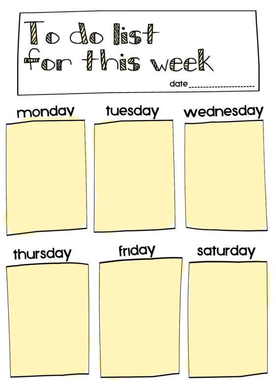 Week-list